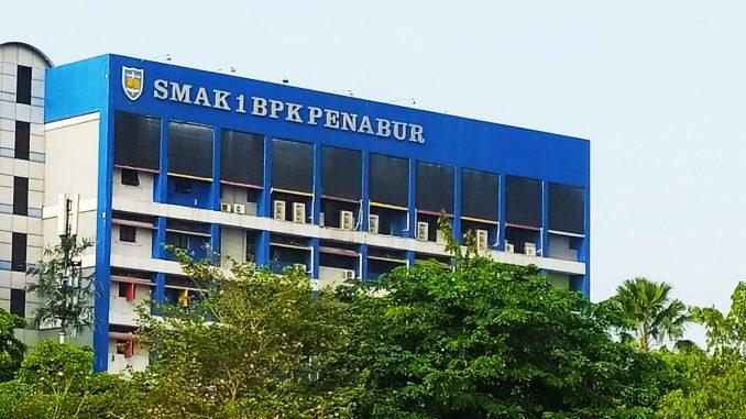 Gedung SMAK 1 PENABUR Jakarta