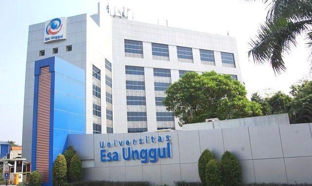 Ilustrasi: Universitas Esa Unggul meraih Rekor Muri. (Ist.)