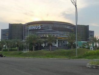 Gedung Universitas Binus (Bina Nusantara)