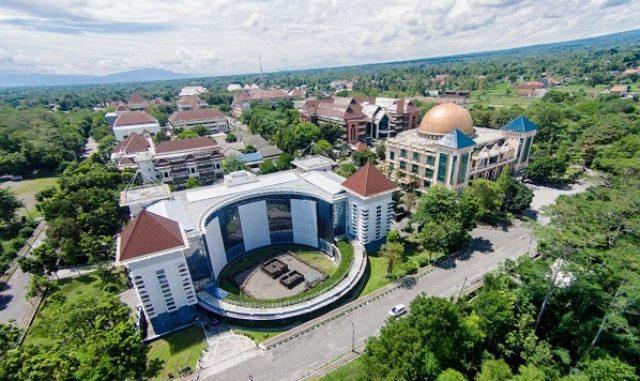 Ilustrasi: Kampus Universitas Islam Indonesia. (Dok. UII)