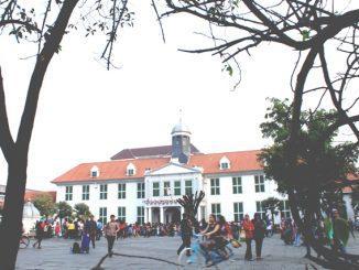 Kawasan Kota Tua Jakarta. (KalderaNews.com/y.prayogo)