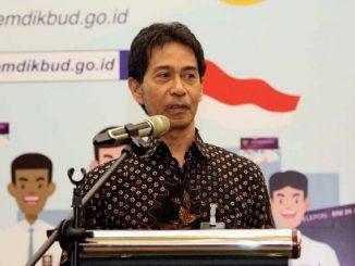 Kepala Badan Penelitian dan Pengembangan dan Perbukuan Kemendikbud, Totok Suprayitno (Ist.)