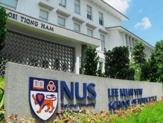 Lee Kuan Yew School of Public Policy NUS Singapura