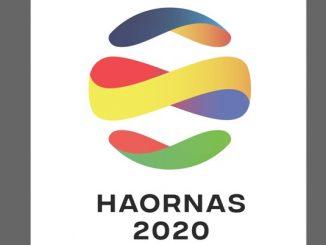 Logo Hari Olahraga Nasional 2020. (Dok. Kemenpora)