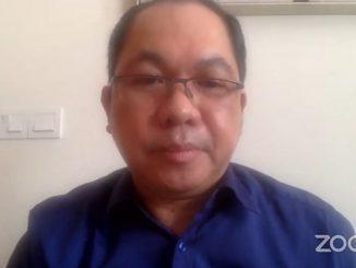 Dokter sekaligus dosen di dosen Fakultas Kedokteran Universitas Mulawarman Samarinda, Lukas Daniel Leatemia