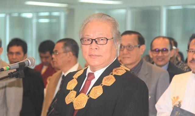 Prof. Dr. Rudy Harjanto kembali terpilih menjadi Rektor Universitas Prof. Dr. Moestopo (Beragama) periode 2020-2025. (KalderaNews.com/Dok.Univ.Moestopo)