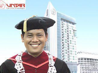 Ilustrasi: Profesor Agustinus Purna Irawan, Rektor Universitas Tarumanagara. (repro: KalderaNews.com/y.prayogo)