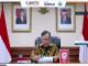 Kemenristek/BRIN yakni Prof. Bambang Permadi Soemantri Brodjonegoro, PhD hadir pada pembukaan Konferensi Internasional Swiss German University (28/9) (Syasa Halima/ KalderaNews)