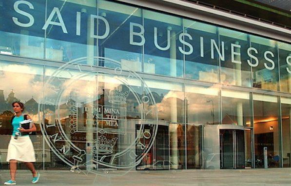 Said Business School, University of Oxford, UK