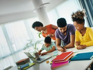 Ilustrasi belajar di rumah. Pandemi Covid-19 membuat siswa dan mahasiswa kesulitan memahami materi saat belajar daring (KalderaNews/Ist).