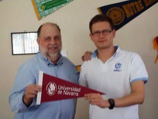 Guru Sekolah Sinarmas World Academy (SWA) Tangerang Selatan, Stanislav Sousek