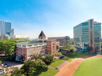 Program Studi Akturia Universitas Pelita Harapan (UPH) mendapatkan pengakuan Advanced Curriculum dari Society of Actuaries (SOA). UPH merupakan satu-satunya kampus di Indonesia yang mendapatkan penghargaan tersebut (KalderaNews/Dok. UPH)