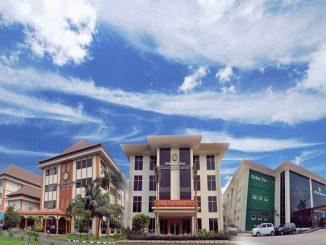 Universitas Bhayangkara Jakarta raya (Ubhara) gandeng 3 universitas untuk kerja sama perguruan tinggi di bawah naungan yayasan TNI-Polri (KalderaNews/Dok. Ubhara Jaya).