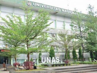 Universitas Nasional (UNAS) Jakarta bekali lulusan FTKI dengan paparan Era Society 5.0 (KalderaNews/ Dok. UNAS)