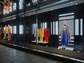 Ilustrasi visual merchandiser di Industri Mode (KalderaNews/Ist).