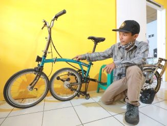 Ilustrasi: Sepeda Kreuz buatan Bandung, Jawa Barat. (Ist.)