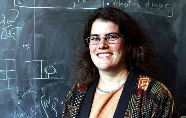 Penerima Nobel Fisiska 2020, Andrea Ghez perempuan keempat yang menerima Nobel Fisika sejak 1901