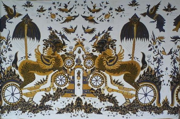 Batik Singo Barong
