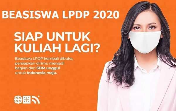 Beasiswa LPDP 2020, Pendaftaran Beasiswa LPDP 2020,