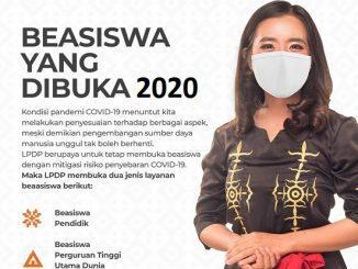 Beasiswa LPDP 2020