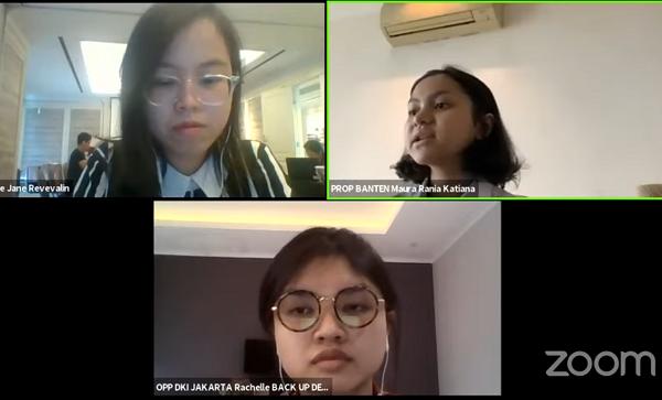 Grand Final National Student Debating Championship (NSDC) DKI Jakarta Vs Banten