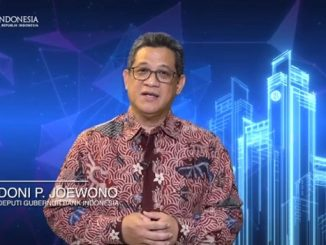 Deputi Gubernur Bank Indonesia, Doni P. Joewono