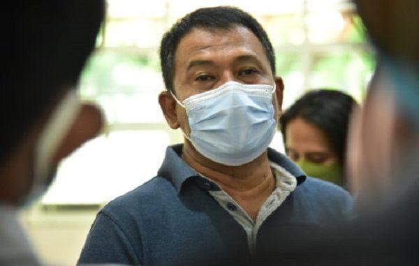 Kepala Dispendik Kota Surabaya Supomo