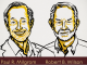 Ekonom AS Paul Milgrom dan Robert Wilson Menangi Nobel Ekonomi 2020