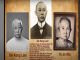 Sie Kong Liong merupakan pemuda keturunan Tionghoa yang menyediakan rumahnya untuk Kongres Pemuda. Sebelah kiri merupakan masa tua, tengah masa muda, dan kanan ialah istrinya (KalderaNews/ Syasa Halima)