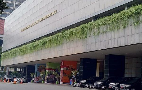 Gedung Kementerian Pendidikan dan Kebudayaan (Kemendikbud) RI di Jakarta