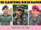 HUT Ke-75 TNI, TNI Ganteng Bikin Baper,