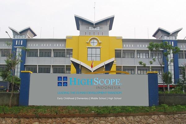 High Scope Jakarta, Cilandak, Jakarta Selatan