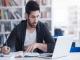Ilustrasi belajar Tes TOEFL daring (KalderaNews/Ist)