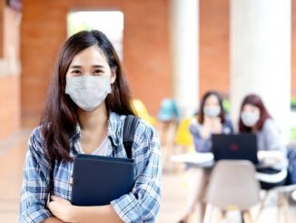 Ilustrasi mahasiswa baru (KalderaNews/Ist)