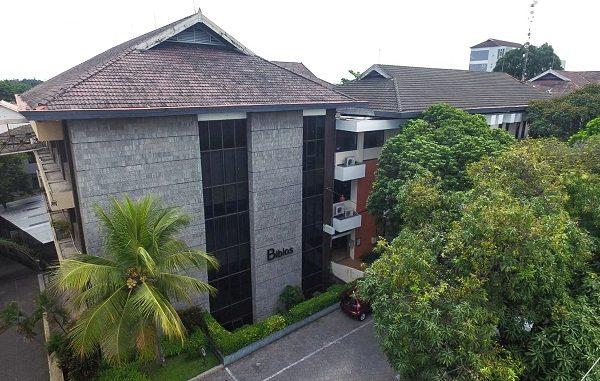 Gedung Universitas Kristen Duta Wacana (UKDW) Yogyakarta