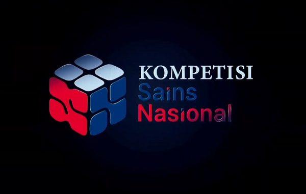 Logo Kompetisi Sains Nasional (KSN) 2020