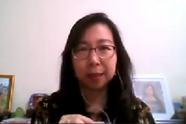 Pengurus BPK PENABUR Jakarta Ketua 1 Bidang Pendidikan, Nina Risnawati