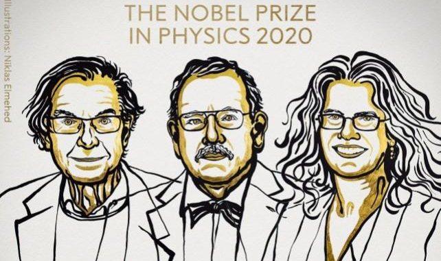 Peraih Nobel Fisika 2020