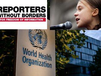 Kandidat penerima Nobel Perdamaian 2020 yang diunggulkan khalayak umum