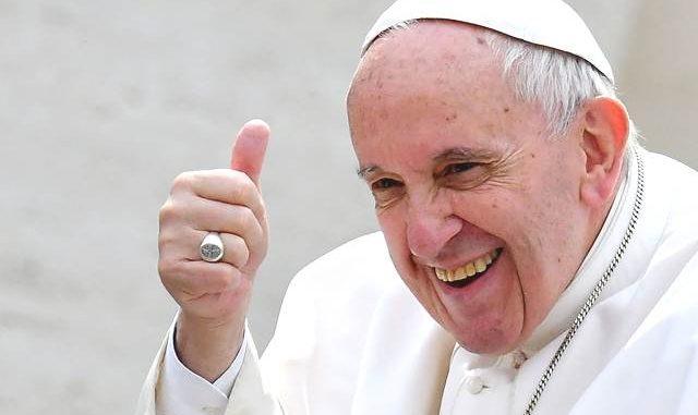 Paus Fransiskus. (KalderaNews.com/Ist.)