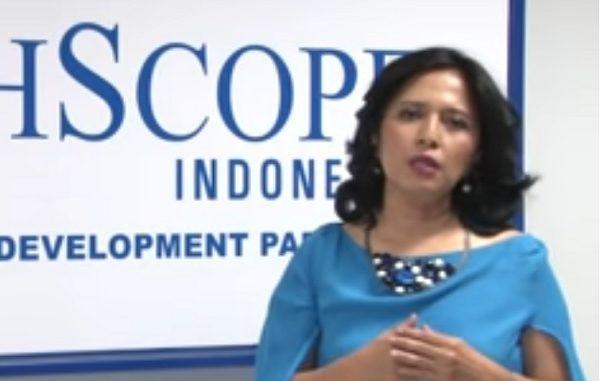 Pendiri dan CEO HighScope Indonesia Antarina S.F Amir, 10th HighScope Annual Conference ,