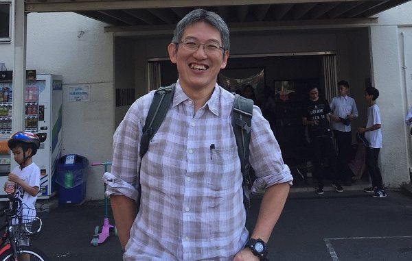 Profesor Bidang Jaringan Saraf Buatan di Department of Mechanics and Information, Chukyo University, Jepang, Pitoyo Peter Hartono