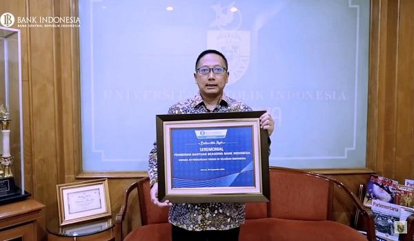 Rekor Unika Atma Jaya, Dr. A. Prasetyantoko