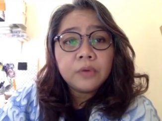 Rektor Institut Kesenian Jakarta (IKJ), Dr. Indah Tjahjawulan