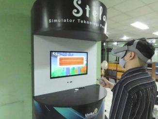 Salah satu inovasi virtual untuk menunjang perkuliahan di Unika Soegijapranata Semarang. (KalderaNews.com/Dok. Unika Soegijapranata)
