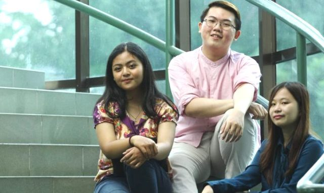 Tim Unika Soegijapranata meraih juara I kompetisi debat nasional NUDC 2020. (KalderaNews.com/Dok. Unika Soegijapranata)