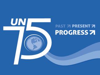 Hari PBB diperingati setiap 24 Oktober. Tahun ini PBB berusia 75 tahun (KalderaNews/Dok. PBB)
