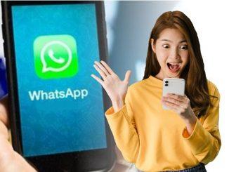 Ilustrasi: WhatsApp rilis fitur terbaru. (KalderaNews.com/repro: y.prayogo)