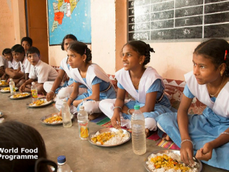 India adalah rumah 1/4 dari kelaparan dunia