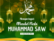 Ilustrasi ucapan Maulid Nabi Muhammad SAW (KalderaNews.com/ Ist)